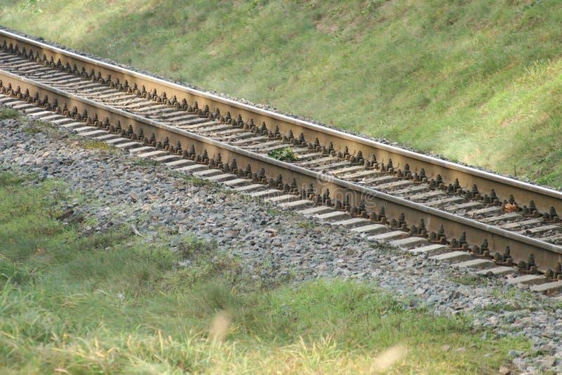 Ferrocarril 10 fotos de archivo