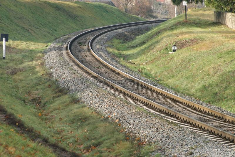 Ferrocarril 11 imagenes de archivo