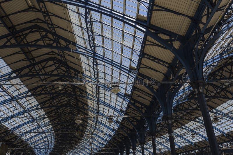 Ferrocarril de Brighton imagen de archivo