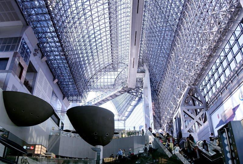 Ferrocarril de Kyoto fotos de archivo