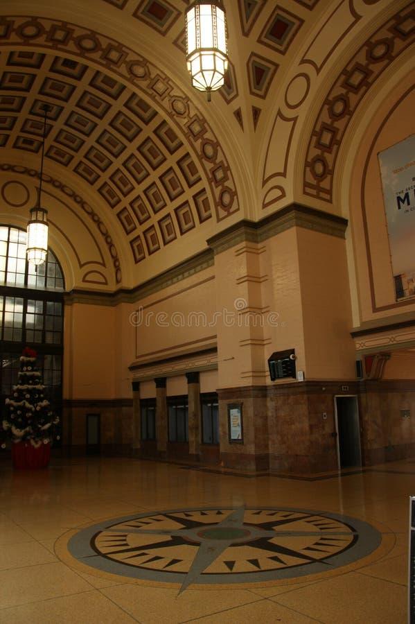 Ferrocarril de Wellington fotos de archivo libres de regalías