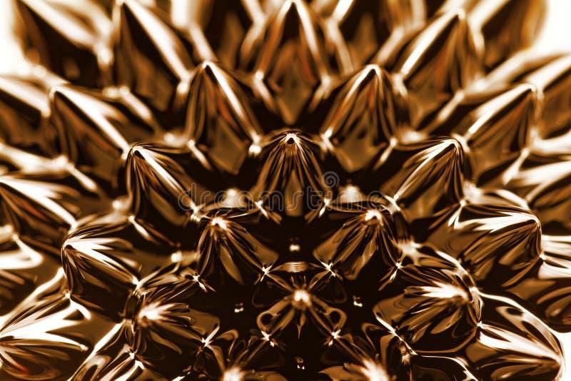 Ferrofluid stock afbeeldingen