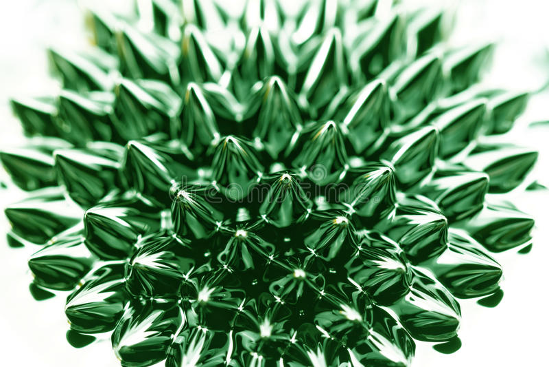 Ferrofluid royalty-vrije stock foto's