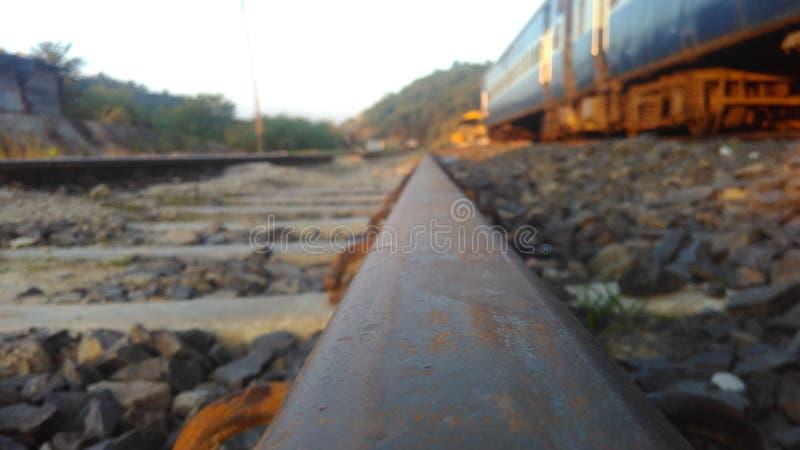 Ferrovia fotos de stock royalty free