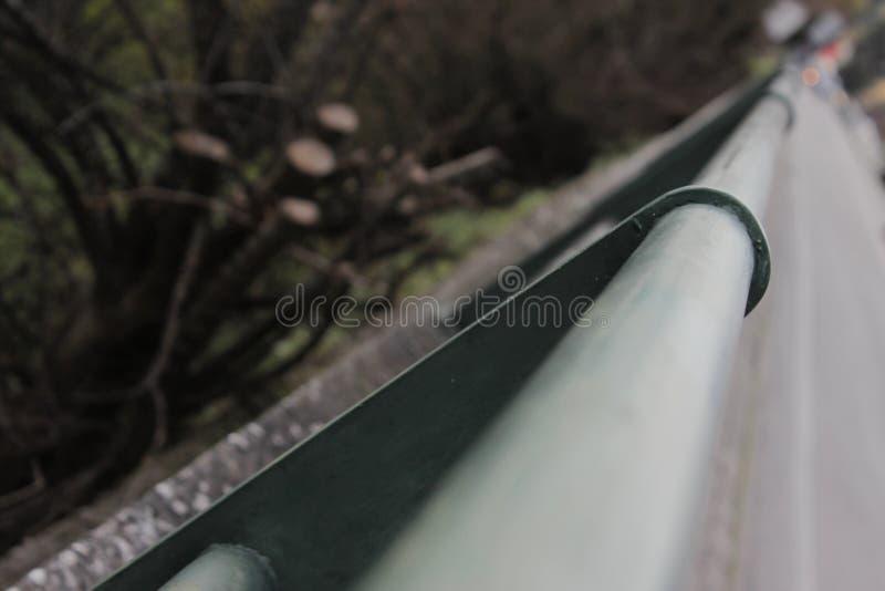 Ferrovia/recinto fotografia stock libera da diritti
