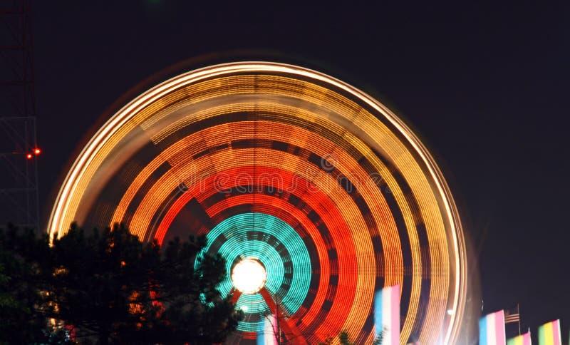 ferry светлое колесо тропки стоковое фото rf