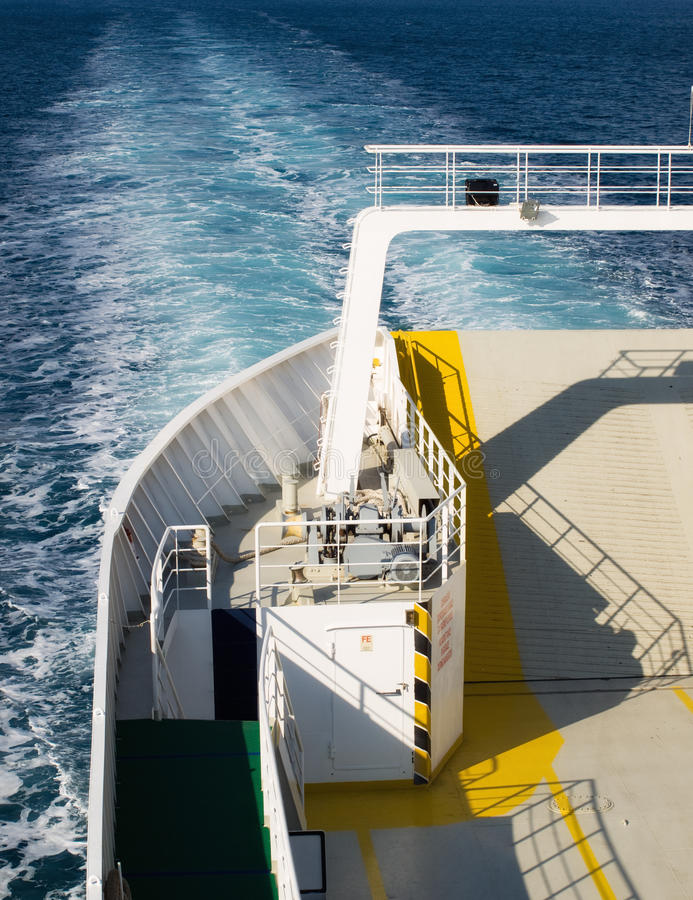 Free Ferry Royalty Free Stock Image - 9484896
