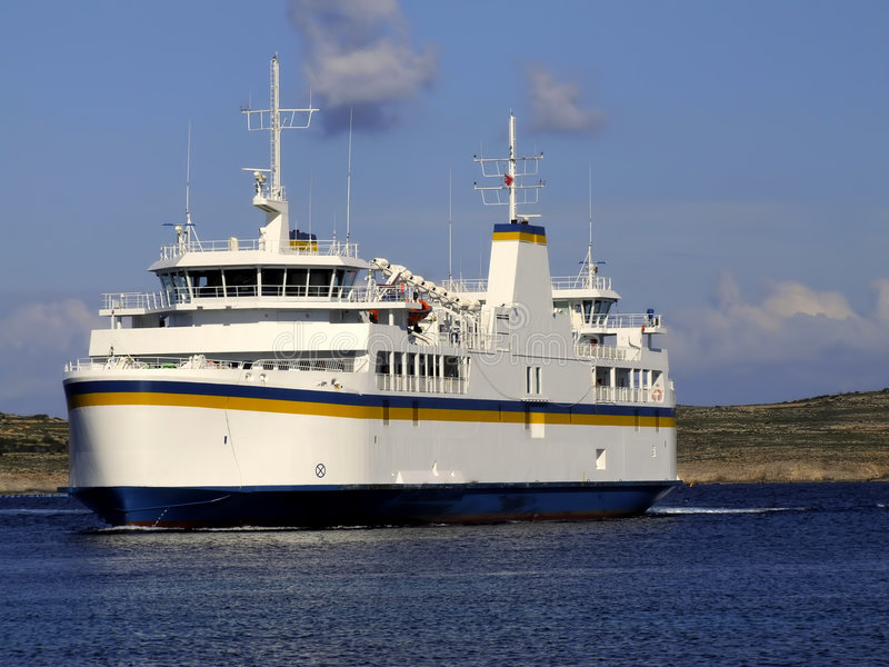 Ferry-boat images stock