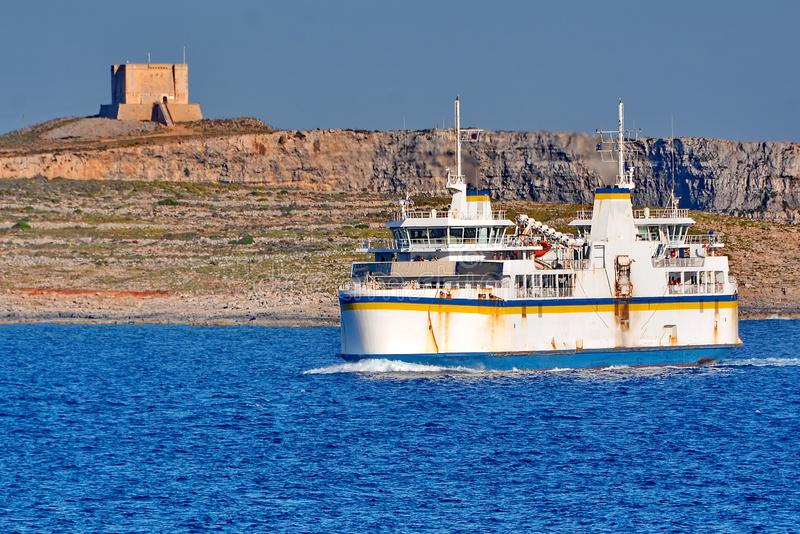 Ferry Boat stock images