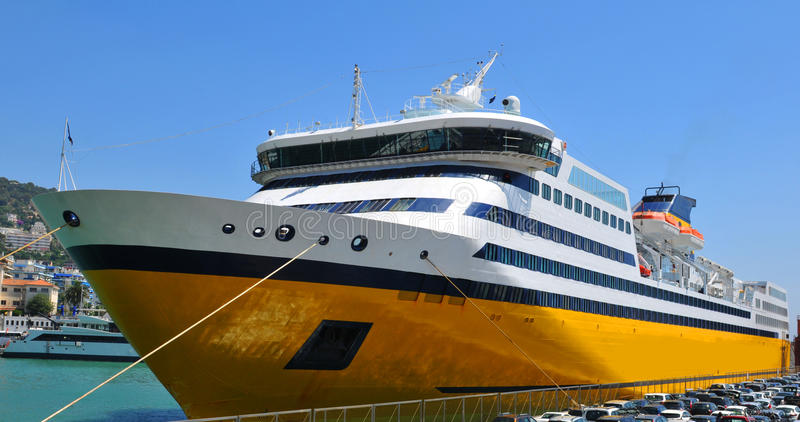Download Ferry Royalty Free Stock Photo - Image: 33598265