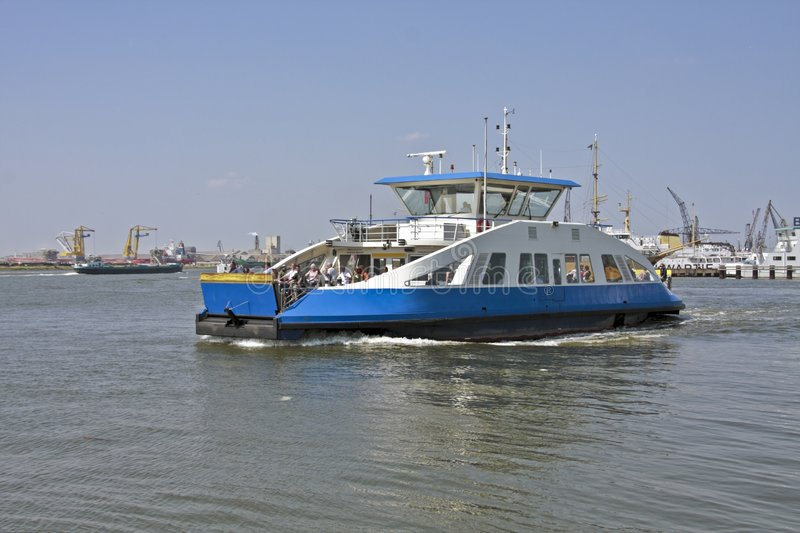 Download Ferry On Het IJ In Amsterdam The Netherlands Stock Photo - Image of outdoor, ferry: 5130166