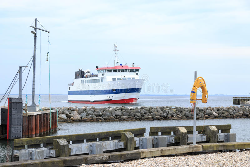 Download Ferry landing stock photo. Image of ship, bridgeport - 95771538