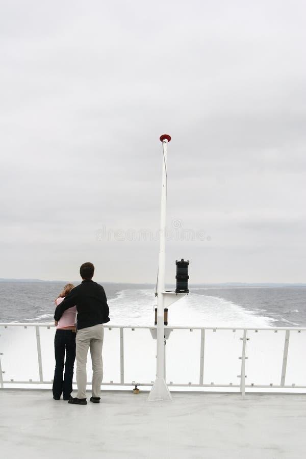 Download Ferry love stock photo. Image of denmark, aqua, horison - 864376