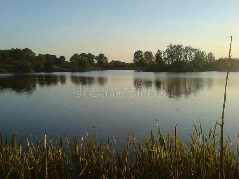Ferry Meadows royalty free stock photo