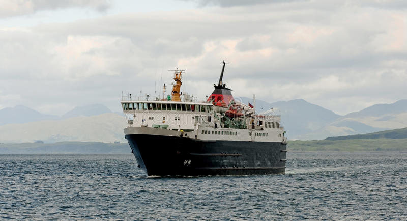 Download Ferry At Sea Royalty Free Stock Photography - Image: 20958037
