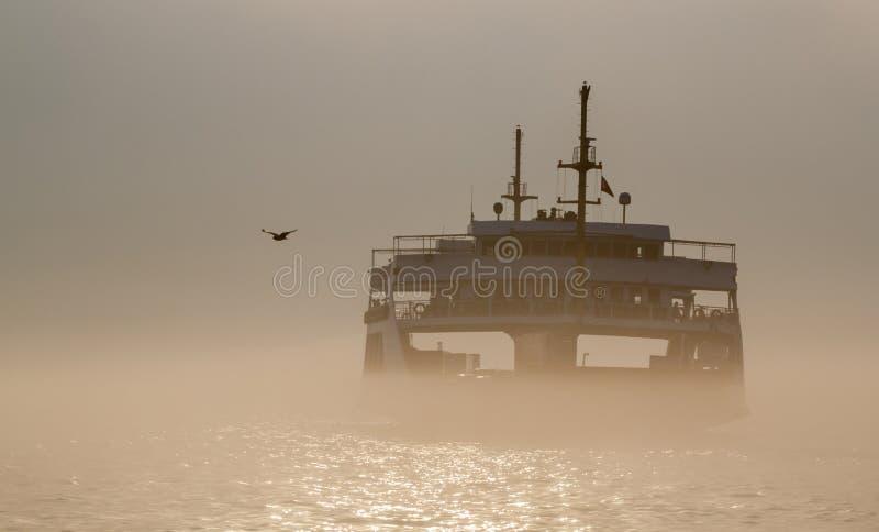 ferryboat royaltyfria foton