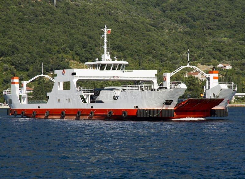 Ferryboat royaltyfri bild