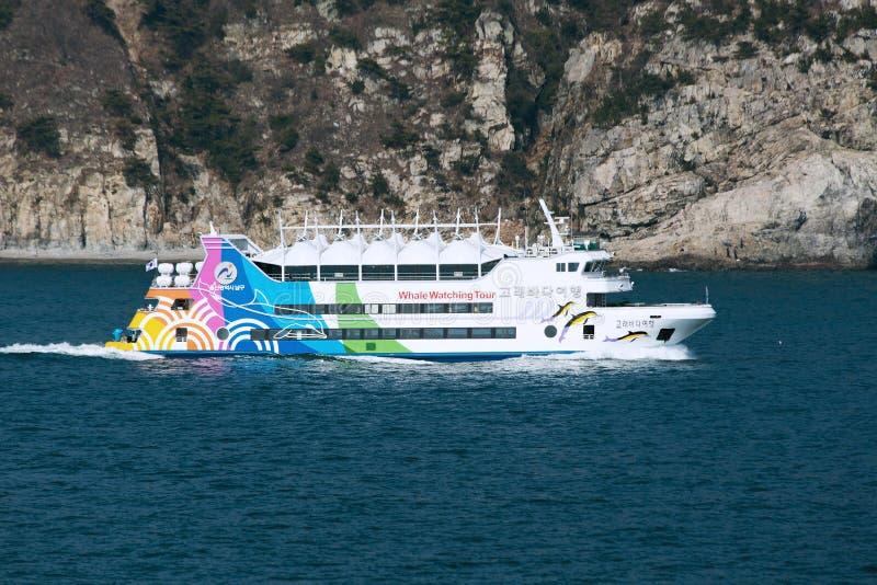 ferryboat obrazy royalty free