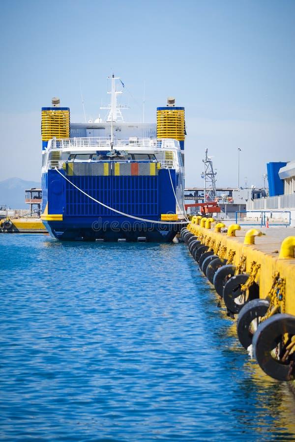 Ferryboat zdjęcie royalty free