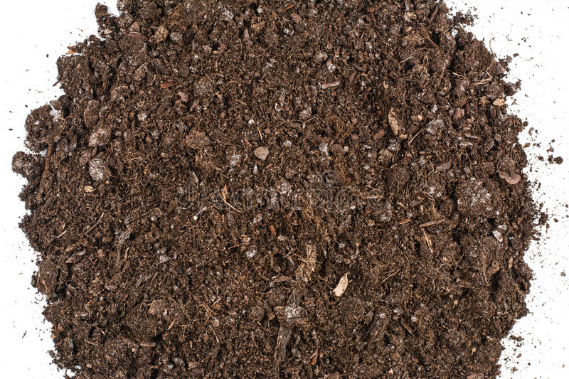 Download Fertile Garden Soil Texture Background Top View Stock Photo    Image: 84989685