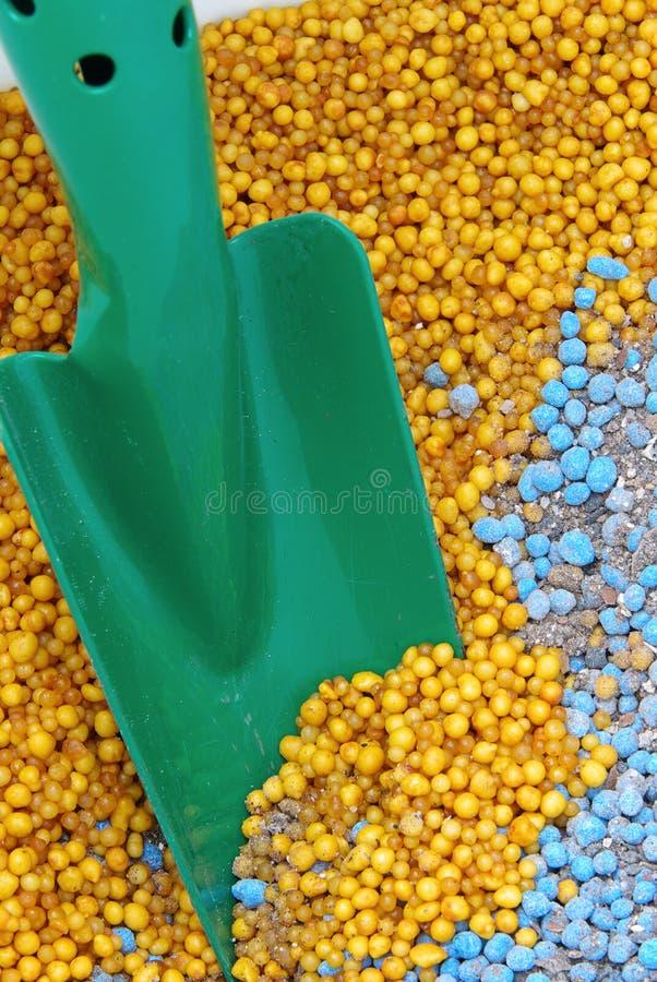 Fertilizante mineral 0 foto de stock royalty free