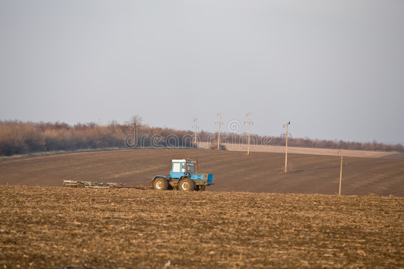 Download Fertilize  Ground Royalty Free Stock Images - Image: 5534199