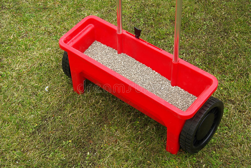 Fertilizing tool 01 stock photos