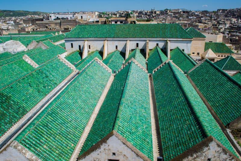 Fes, Marokko, Afrika (2) stock fotografie