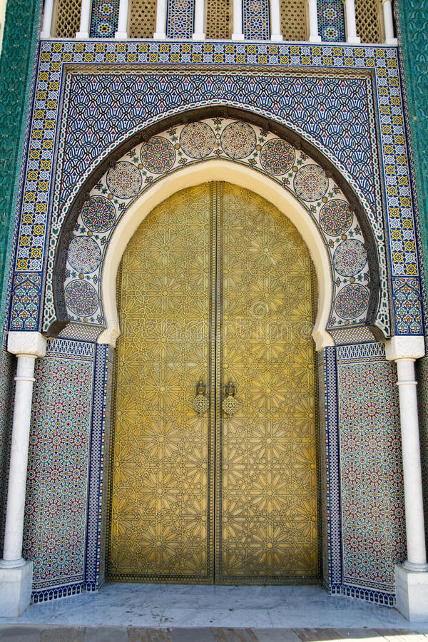 Fes Marrocos África imagem de stock royalty free