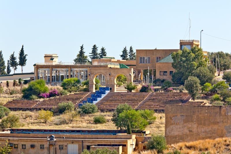 Fes - Marrocos imagem de stock royalty free