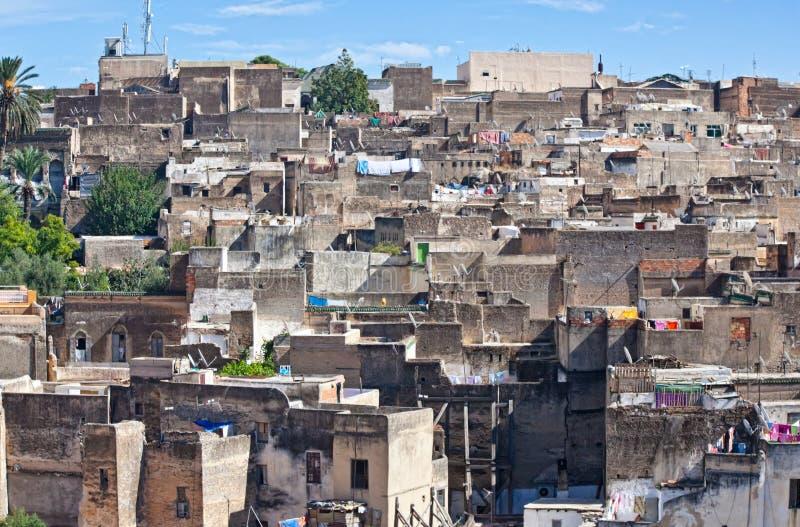Fes - Marrocos fotos de stock