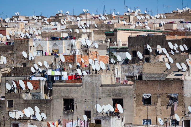 Fes - Marrocos imagens de stock royalty free