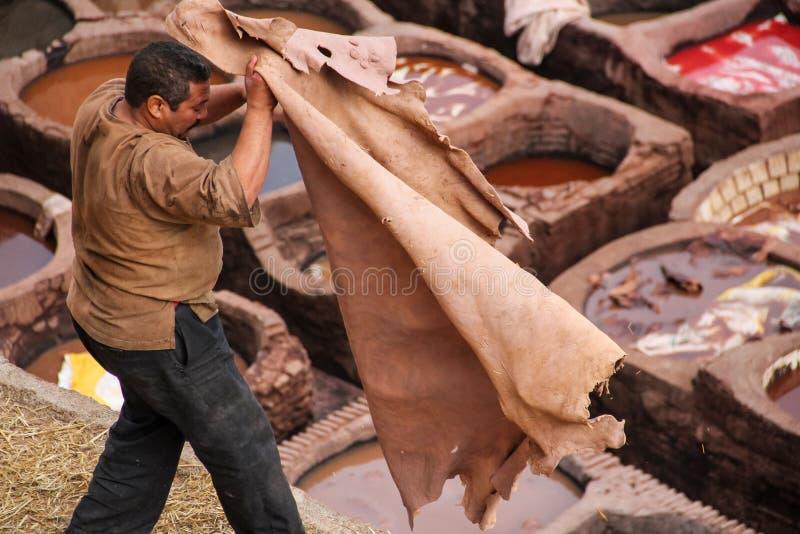 Fes, Marruecos fotografía de archivo libre de regalías