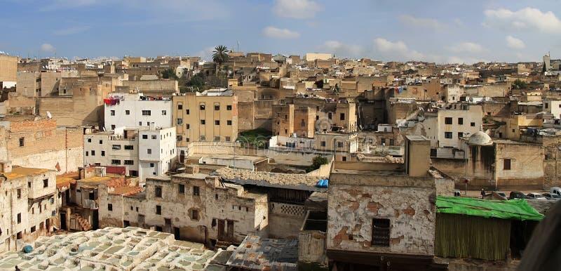 Fes, Marruecos fotografía de archivo