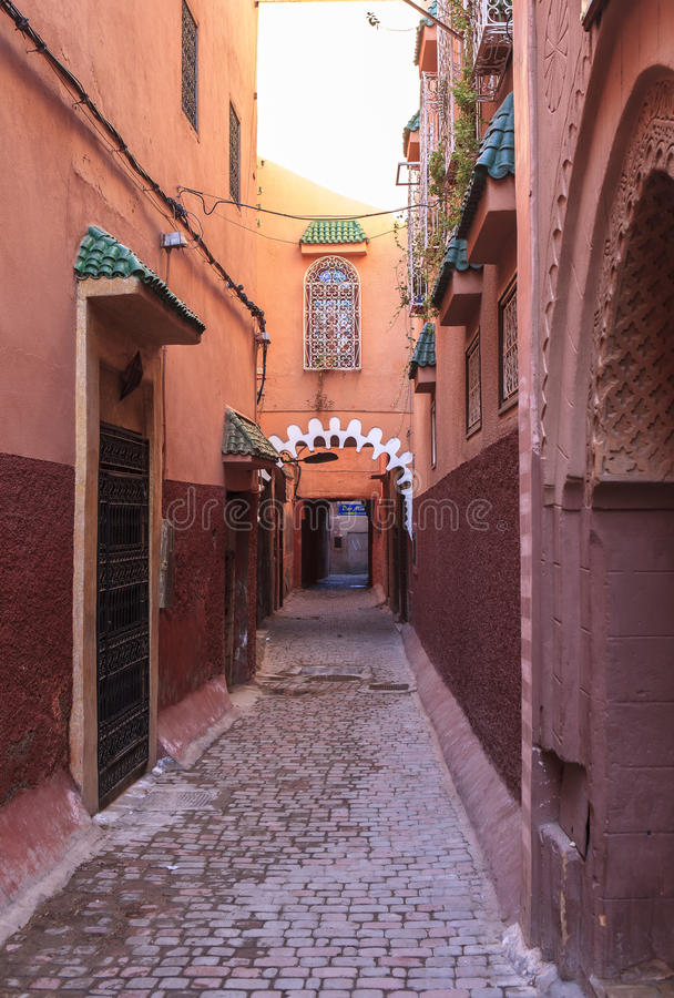 fes medina Μαρόκο στοκ εικόνα με δικαίωμα ελεύθερης χρήσης