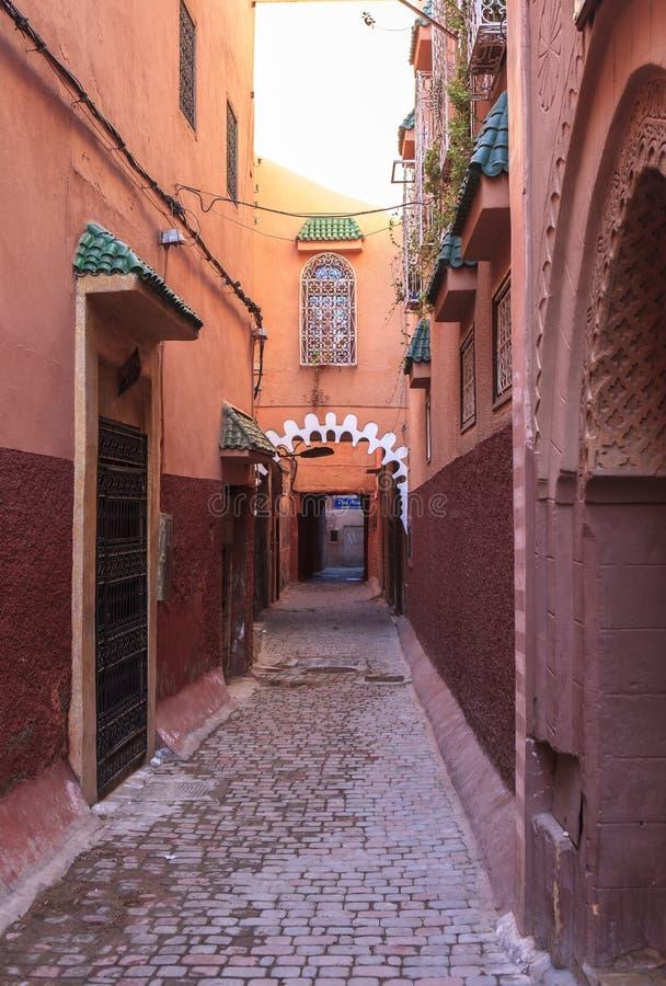fes medina Morocco obraz royalty free