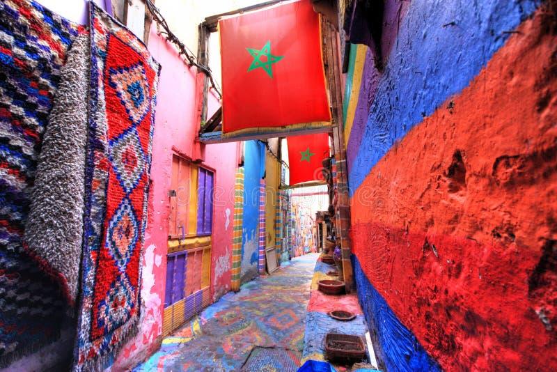 Fes nel Marocco fotografia stock libera da diritti