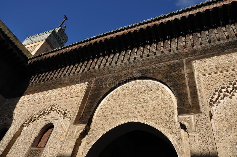 fesmedresa morocco royaltyfri fotografi