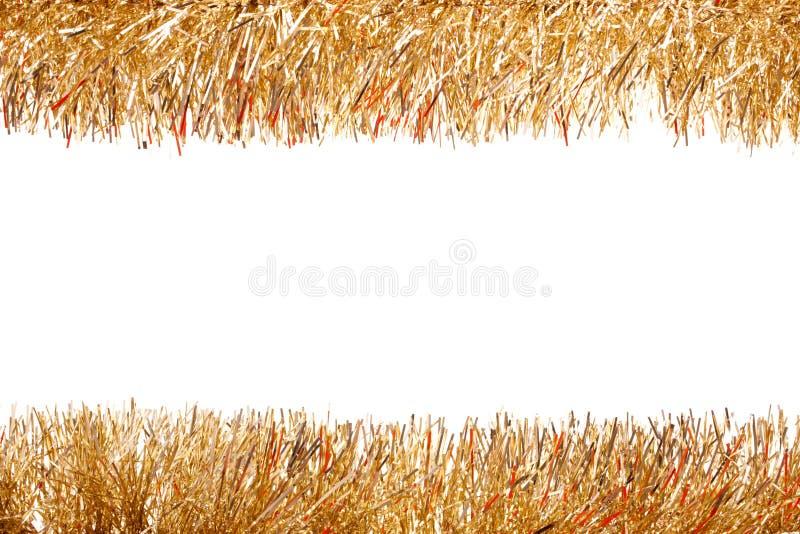 Download Festão do ouropel imagem de stock. Imagem de celebration - 12809897