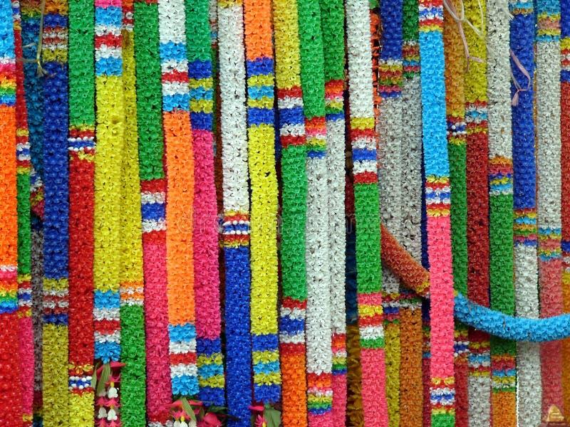 Download Festões tailandesas imagem de stock. Imagem de plástico - 102215