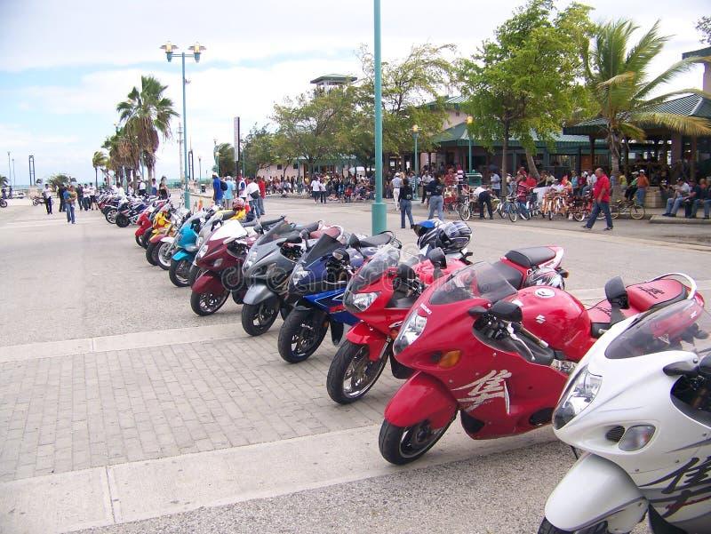 Fest de la bici de Guancha imagenes de archivo