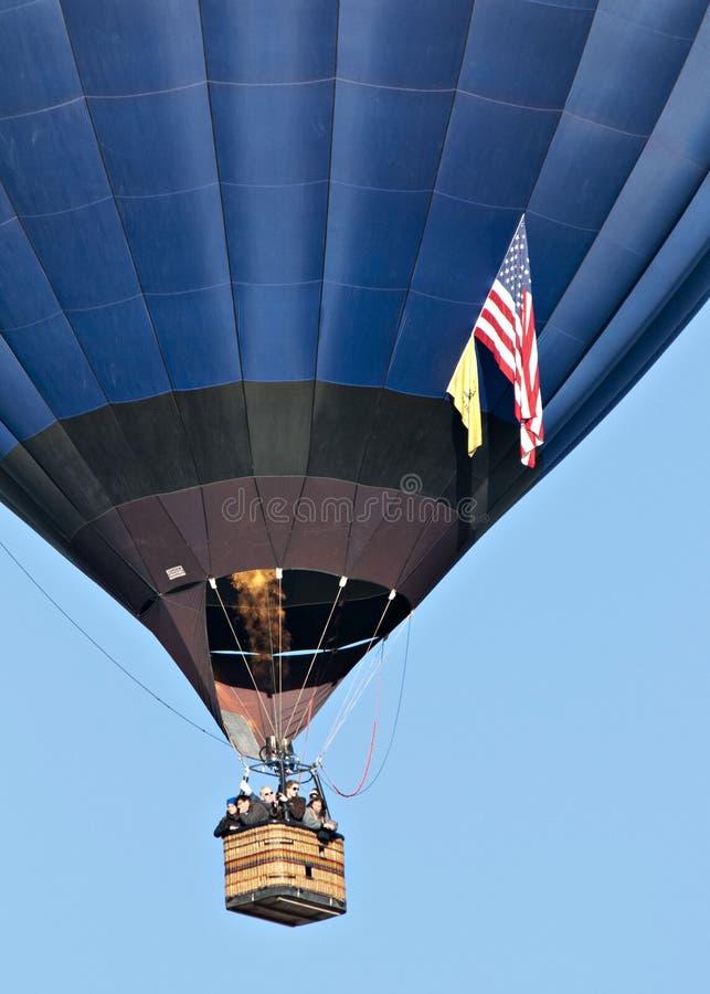 Fest do balão de Lake Havasu imagens de stock royalty free