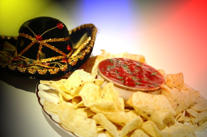 Festa del Nacho fotografie stock