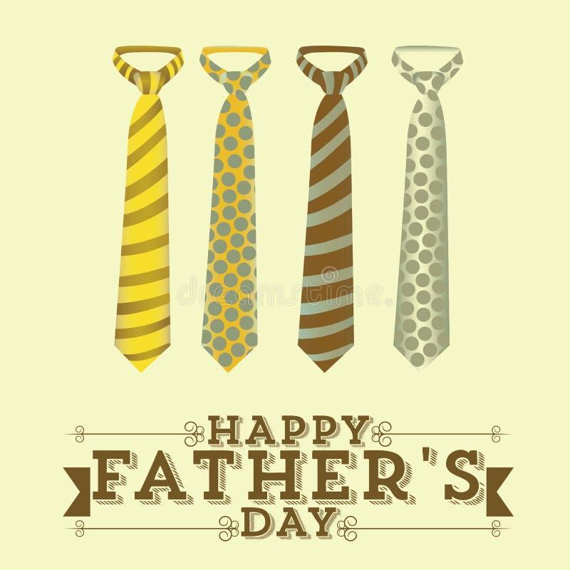 Download Festa del papà illustrazione vettoriale. Illustrazione di felice - 30827827