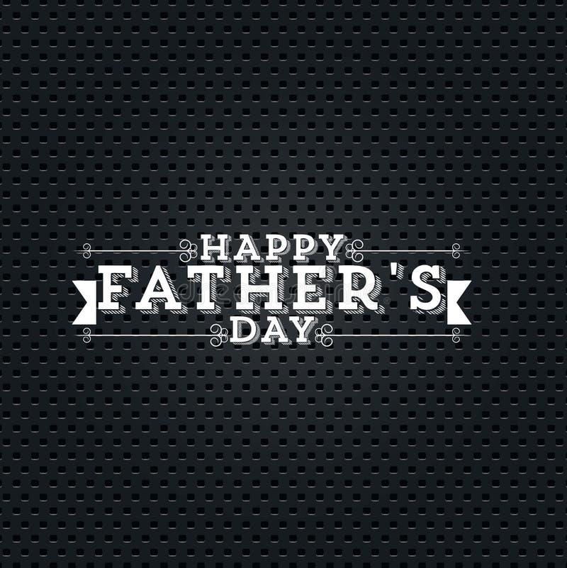 Download Festa del papà illustrazione vettoriale. Illustrazione di disegno - 30827935