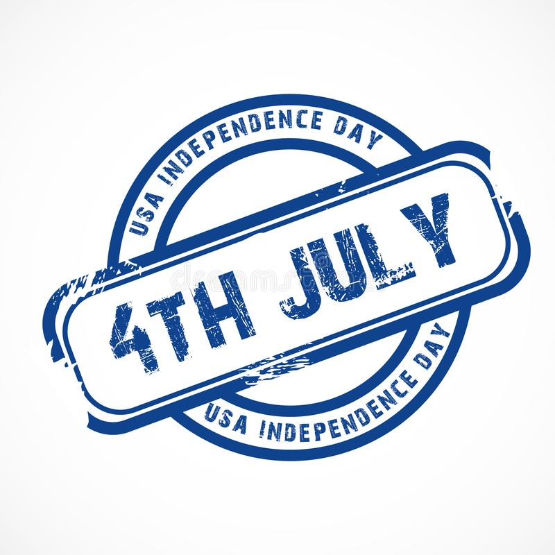 Festa dell'indipendenza di U royalty illustrazione gratis