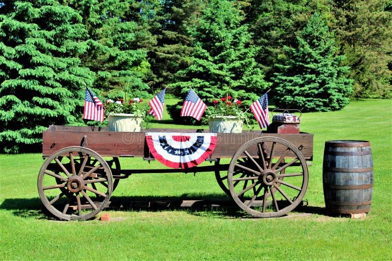Festa dell'indipendenza, quarto luglio, di Stati Uniti d'America immagine stock libera da diritti