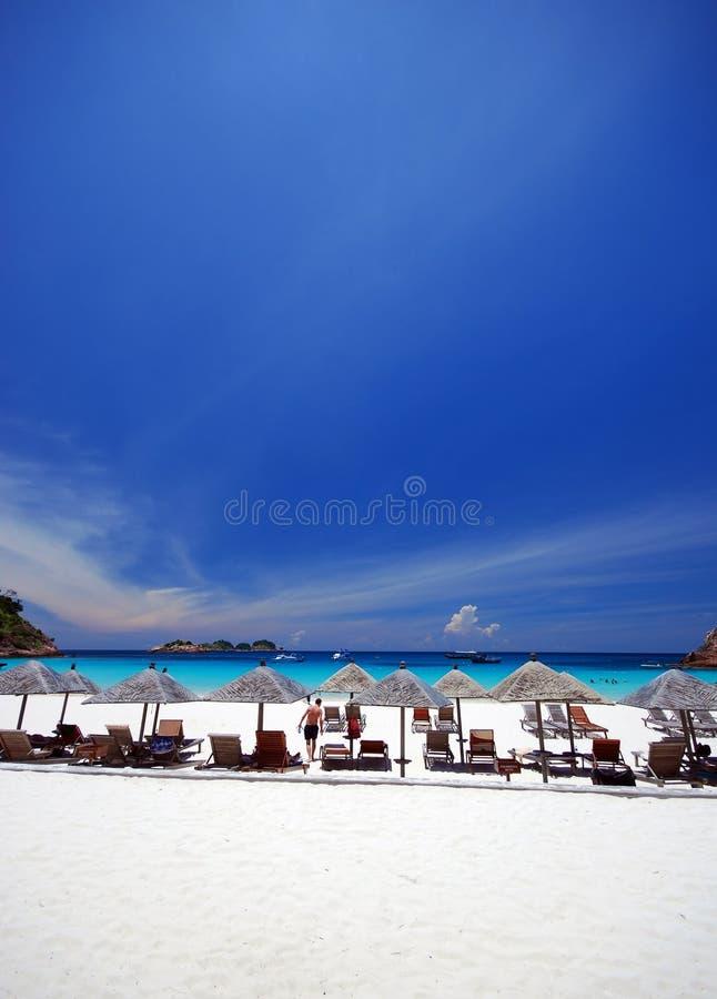 Festa della spiaggia immagini stock libere da diritti