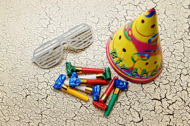 Festa di compleanno del ` s dei bambini immagine stock