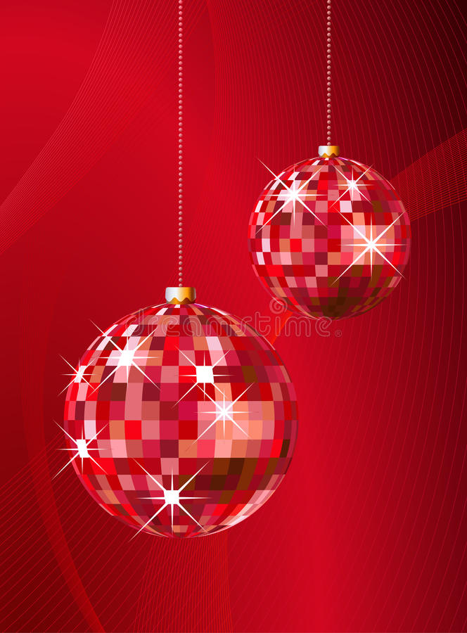 Festa di Natale illustrazione di stock